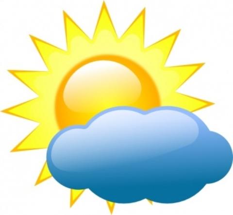 Prognoza meteo pe regiuni: 1- 14 iunie