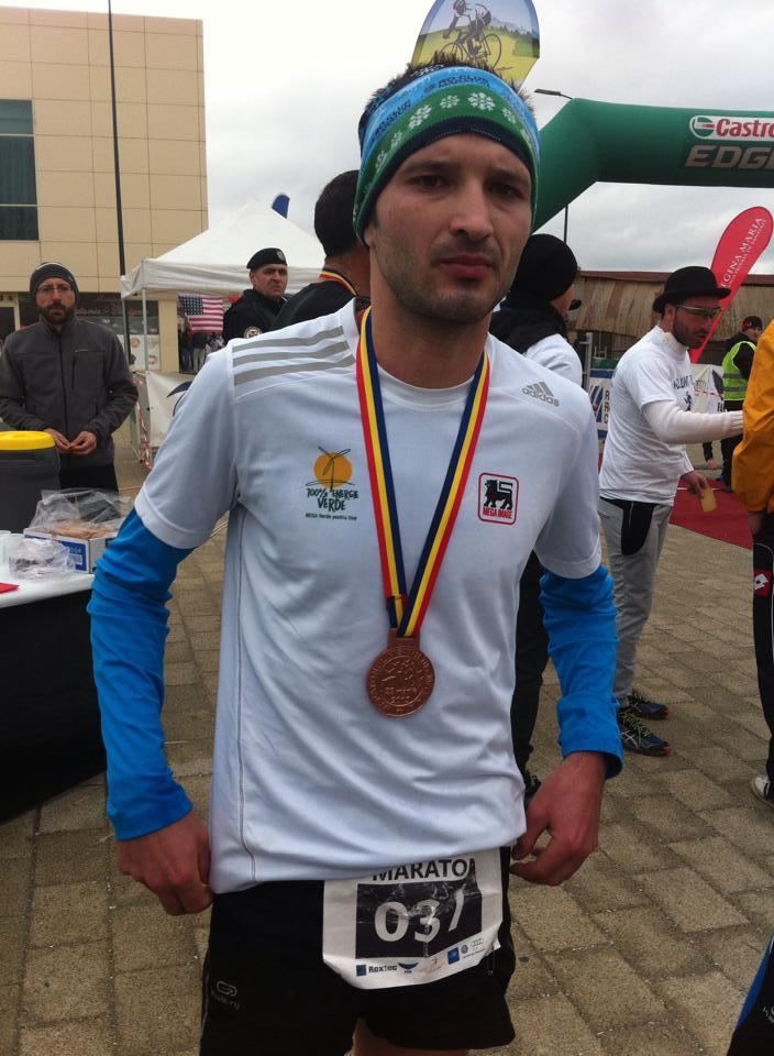 Florin Szomyu - castigator Maratonul Nisipului 2015
