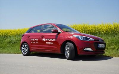 Noul Hyundai i20: vesel și șugubăț la drum!