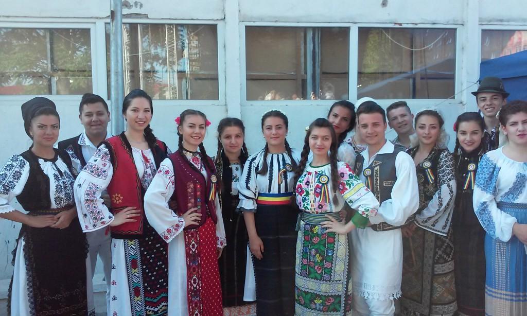 concurenţii editiei a opta a festivalului de la Ovidiu