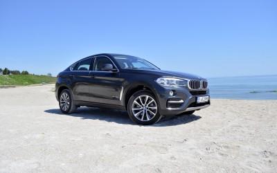 La mare alături de noul BMW X6