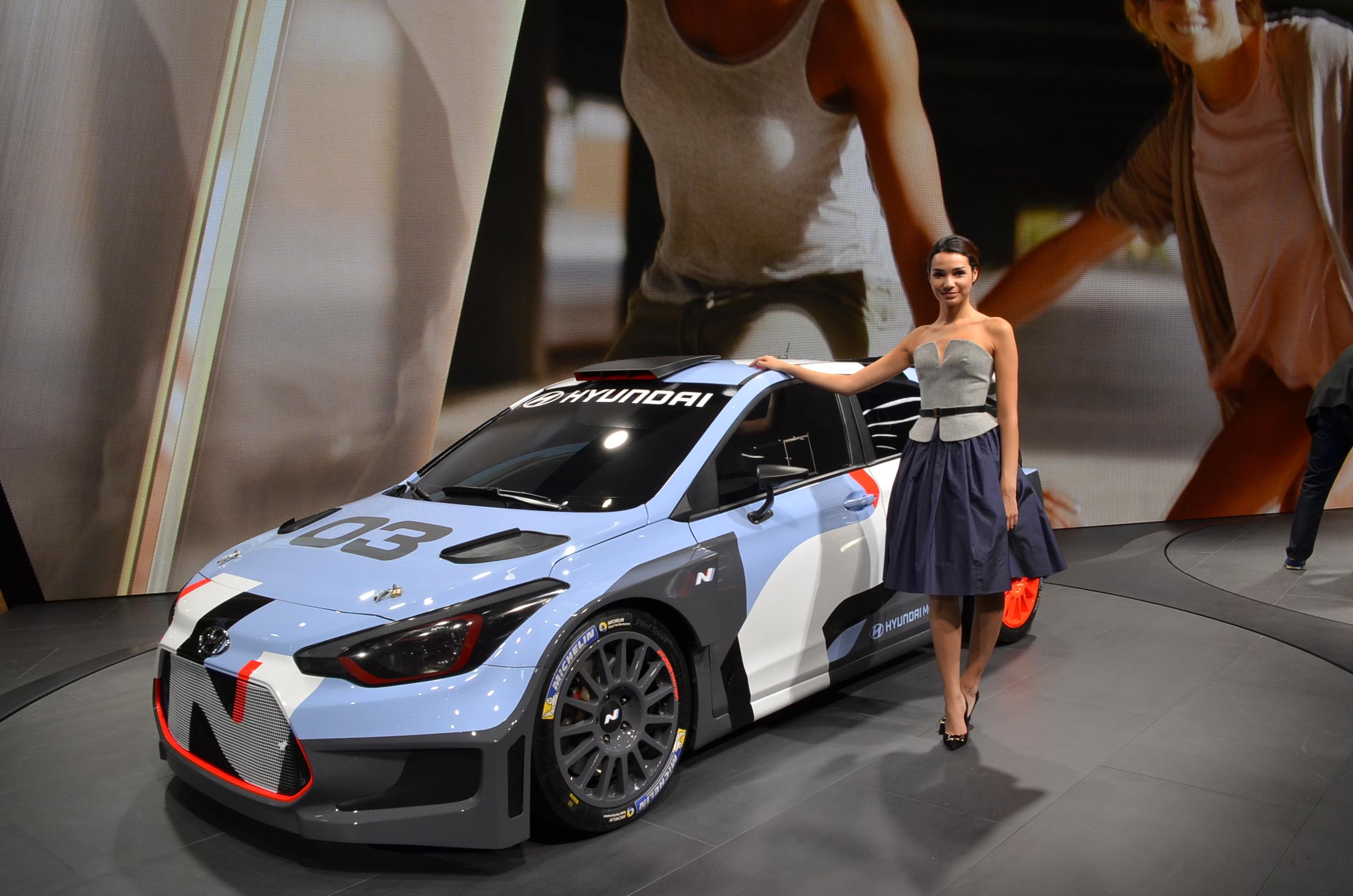 Hyundai pregătit pentru motorsport