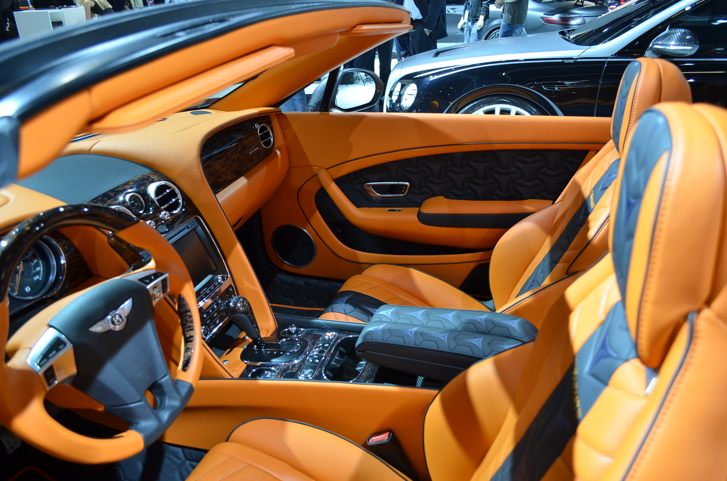 Interior luxos, tipic unor modele
