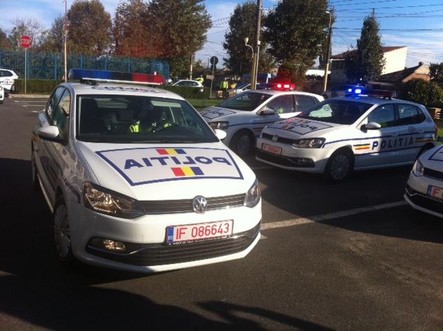 Volkswagen Golf Politie Radio Constanta2