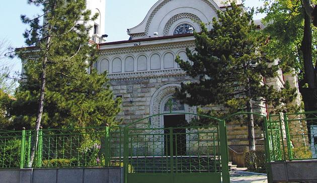biserica Sf Constantin si Elena