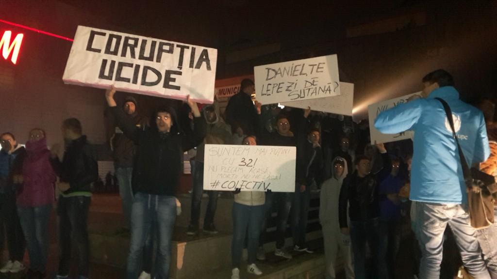 protest tulcea