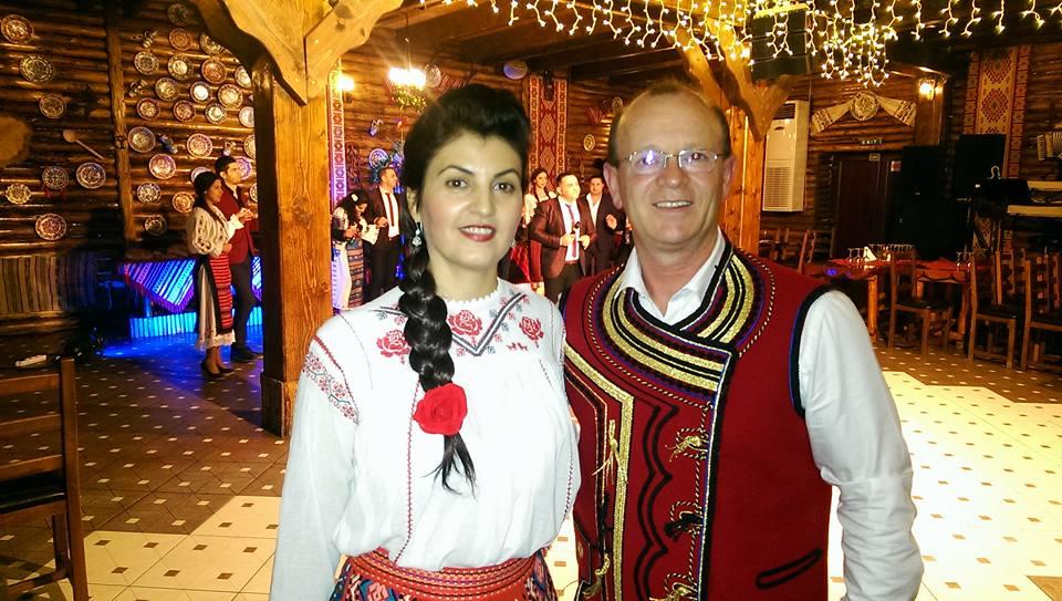 Maria Stinga si Nicu Atanase