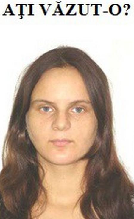 Nicoleta Bîrzu disparuta