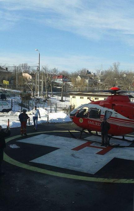 elicopter smurd cernavoda 1
