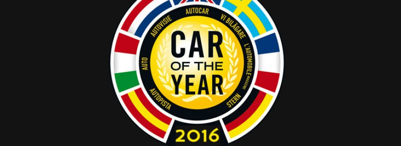 Titlul Maşina Anului 2016 în Europa 2016 - European Car of the Year
