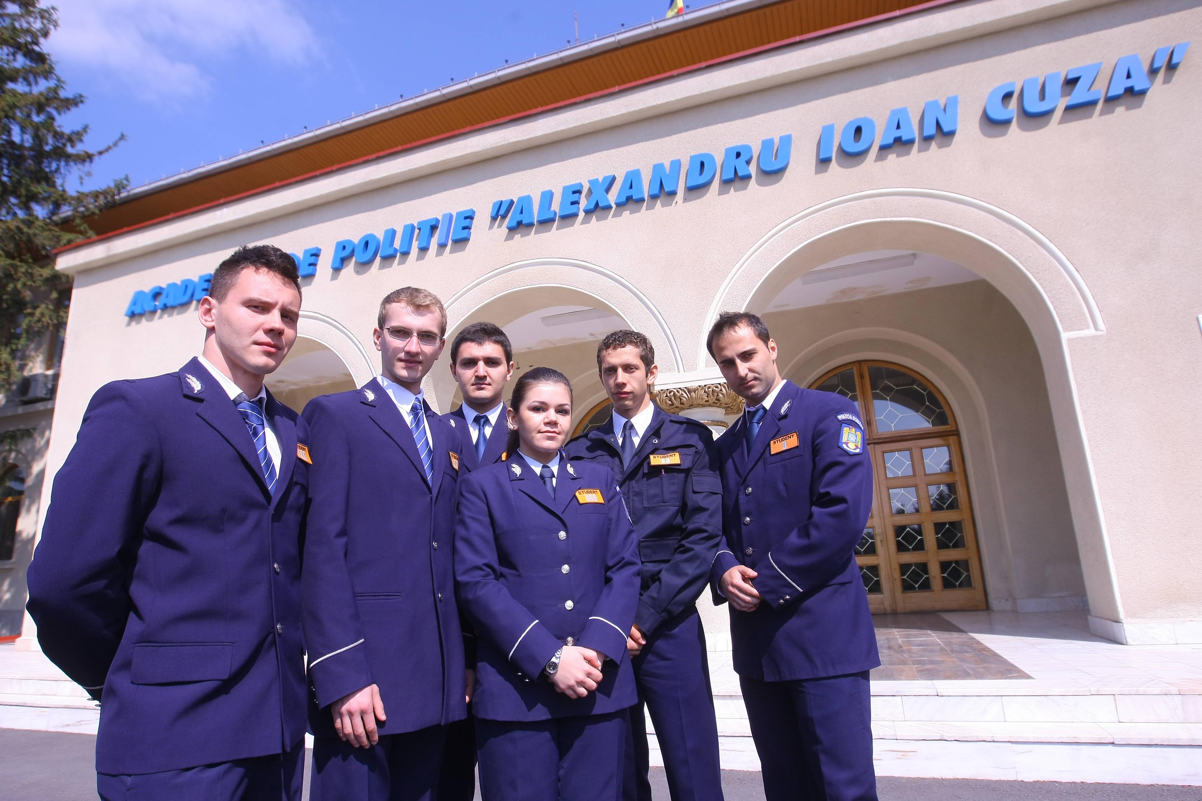 facultatea de politie