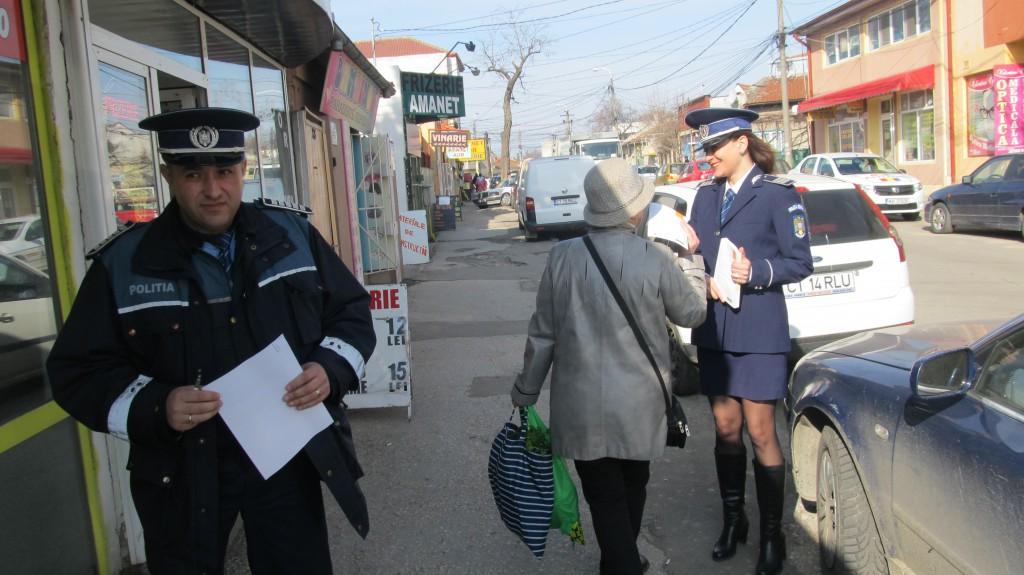 actiune politie constanta 3