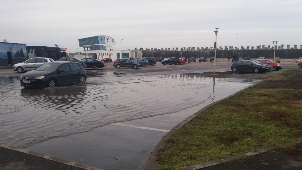 inundatie portul tomis 2