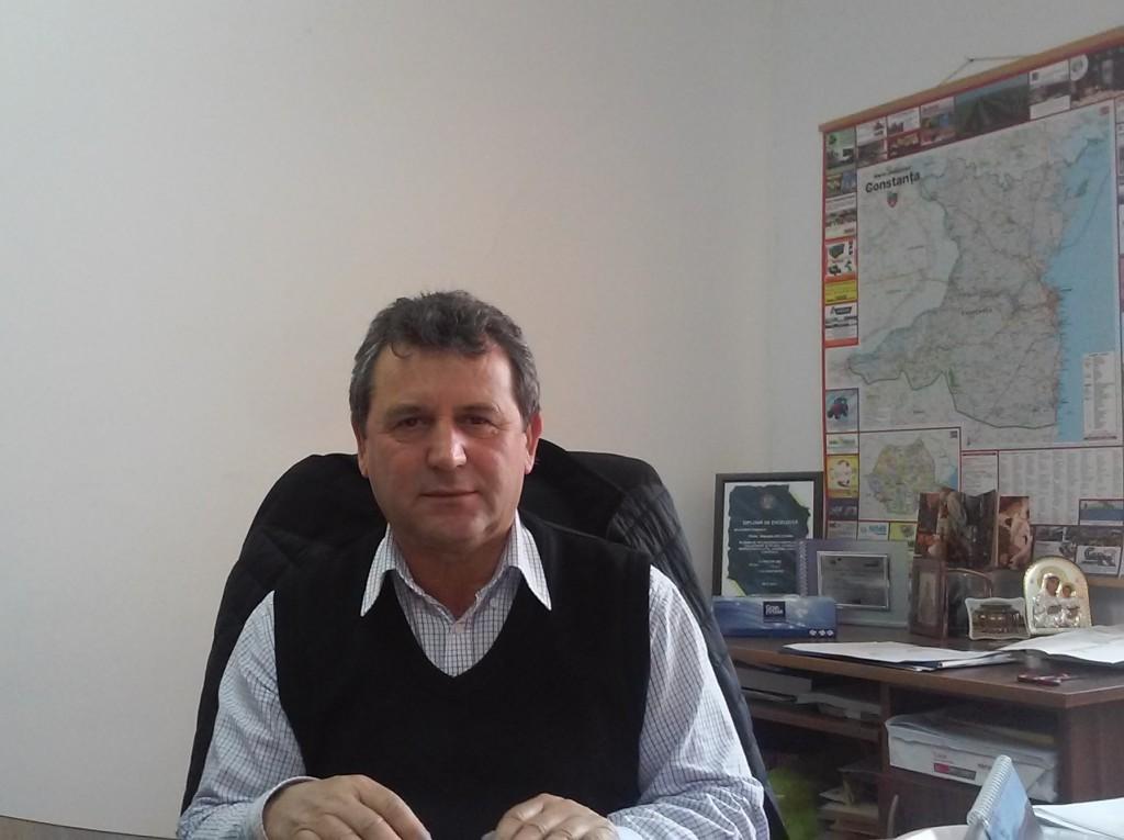 Gheorghe Moldovan, primar Albesti
