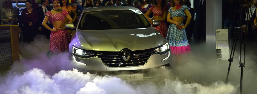 Renault Talisman s-a lansat la Constanța!
