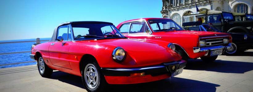 Retro Parada Primăverii 2016 , maşini istorice şi aer cu parfum de amintiri!