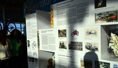 Vernisajul expoziției dedicate împlinirii a 120 de ani de succes al mărcii Laurin & Klement – Skoda