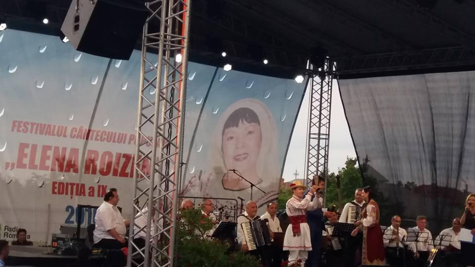 Gala Laureatilor Festivalul Elena Roizen