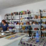 Magazin în comuna C.A. Rosetti