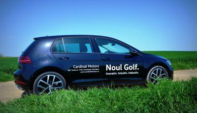 La drum cu noul Golf 7 facelift!