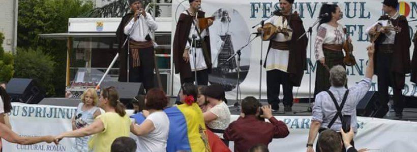 Festival Românesc, Aalst Belgia, 28 mai 2017
