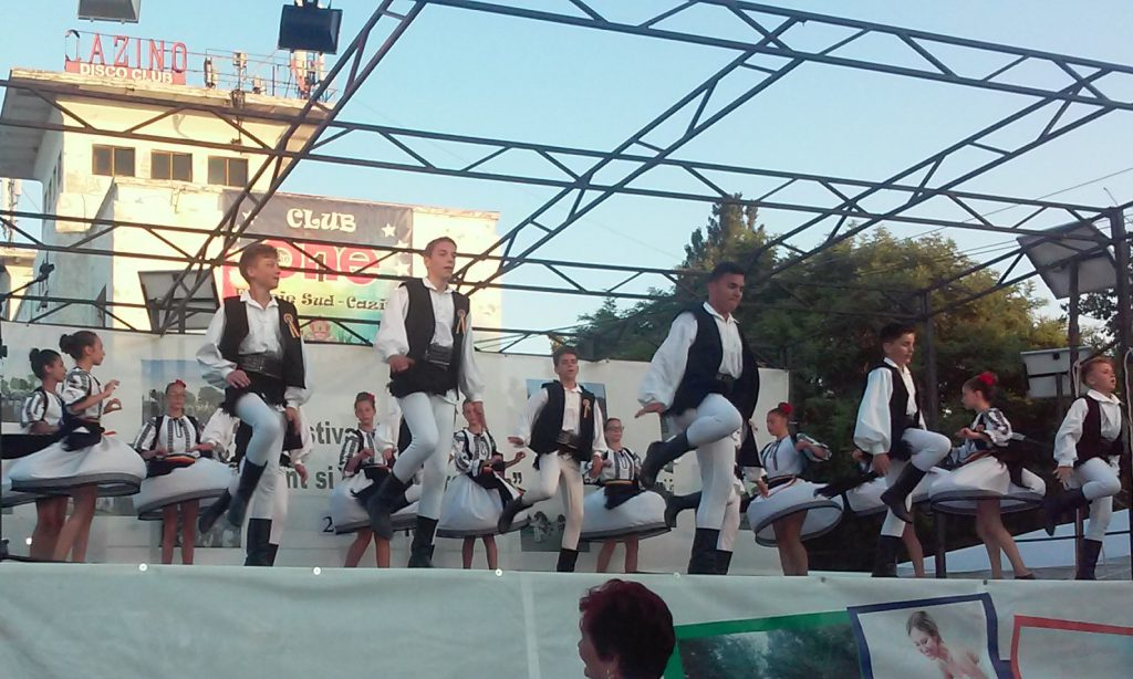 dansatori mureseni