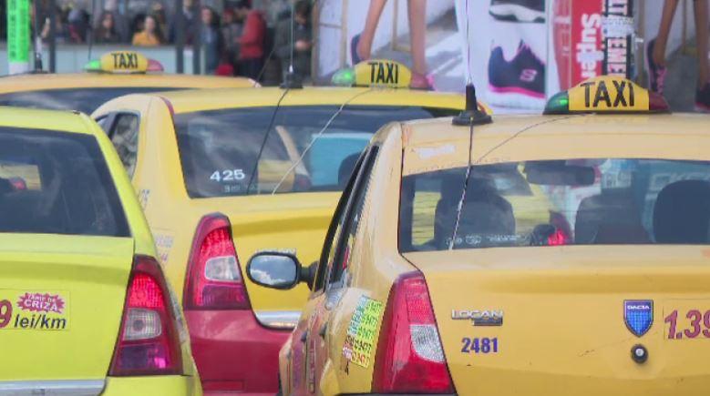 Protest Taximetristi: Două Zile Cu Trafic îngreunat în Constanța Din Cauza Unui