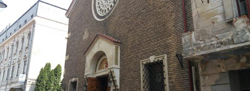 Bazilica Sfântul Anton de Padova din Constanța